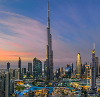 Furnished & Serviced Holiday Apartments for Monthly Rentals in Downtown Dubai