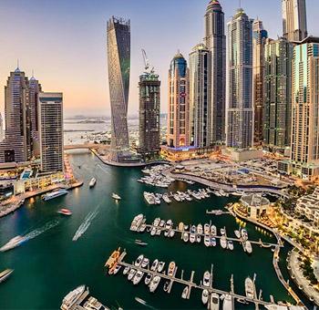 Furnished Holiday Homes and Vacation Rental in Dubai Marina