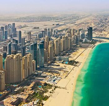 Furnished Holiday Homes in JBR Dubai