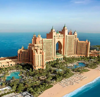 Holiday Apartments and Villas for Monthly Rent in Palm Jumeirah Dubai