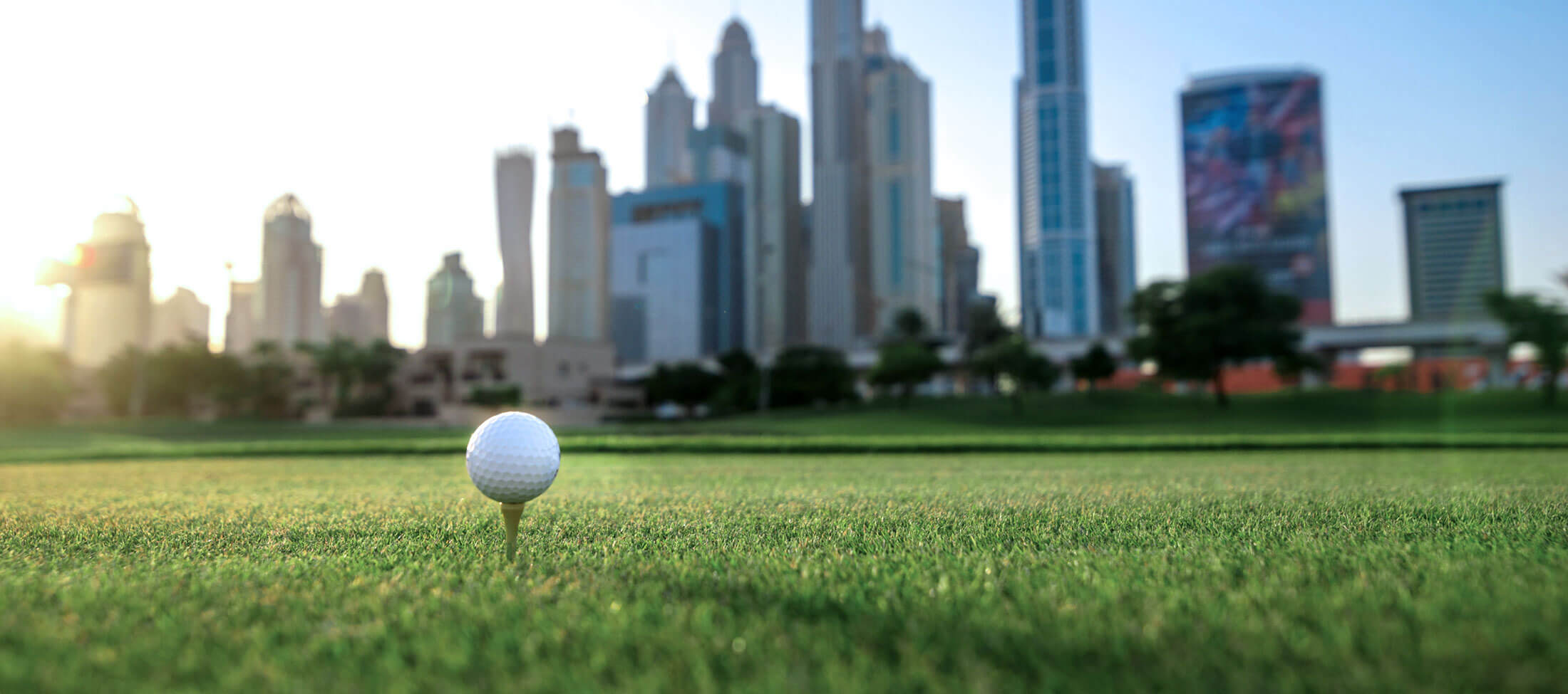 Full Golf Course Luxury Furnished Apartments