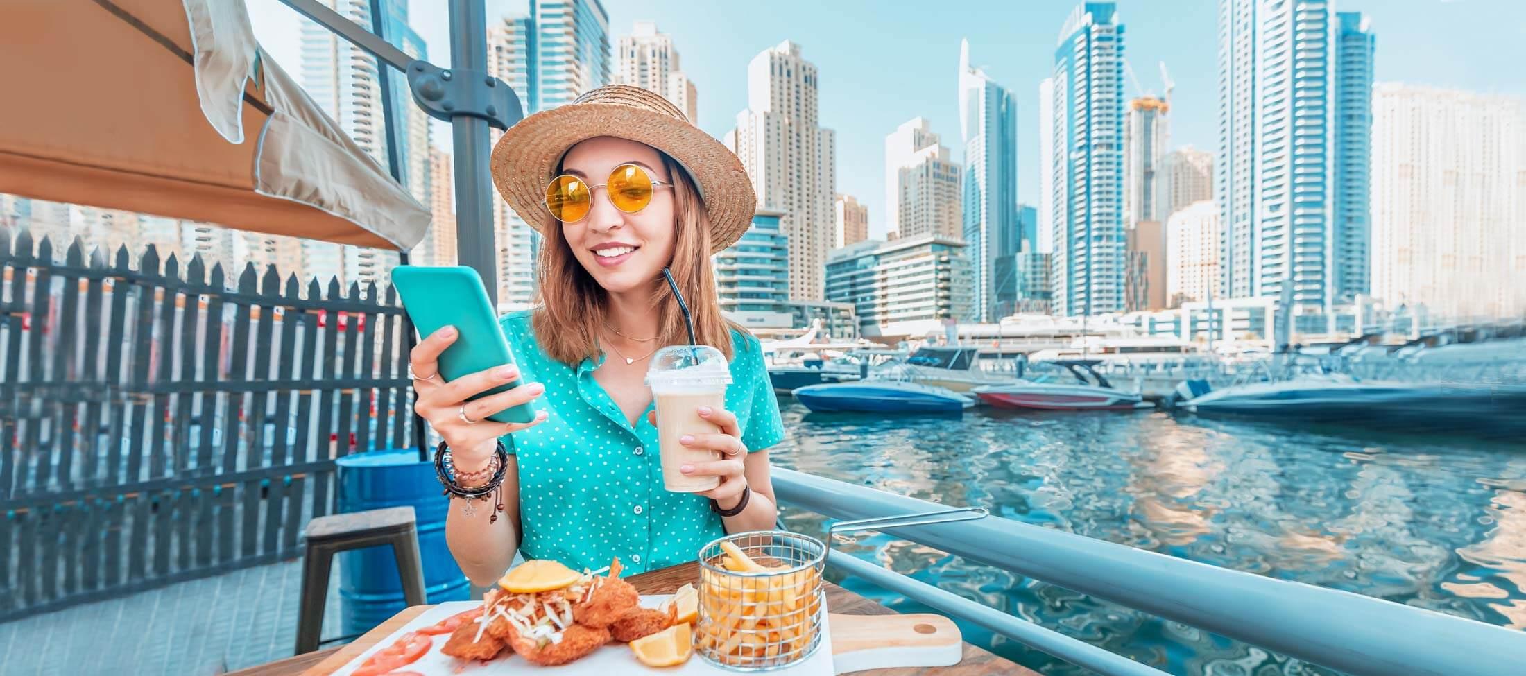 Short Term Rental Furnished Apartments in Dubai Marina
