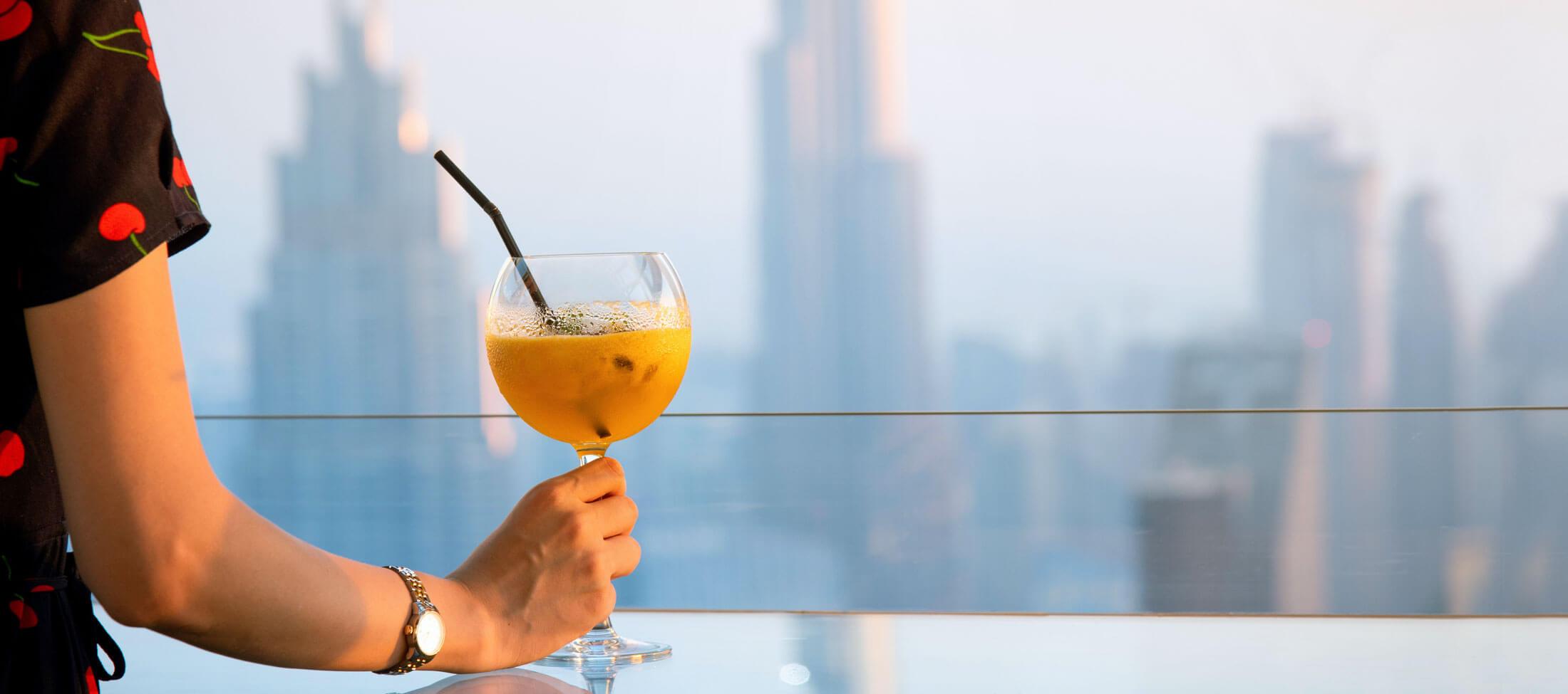 Enjoy a Short Term Staycation in Downtown Dubai