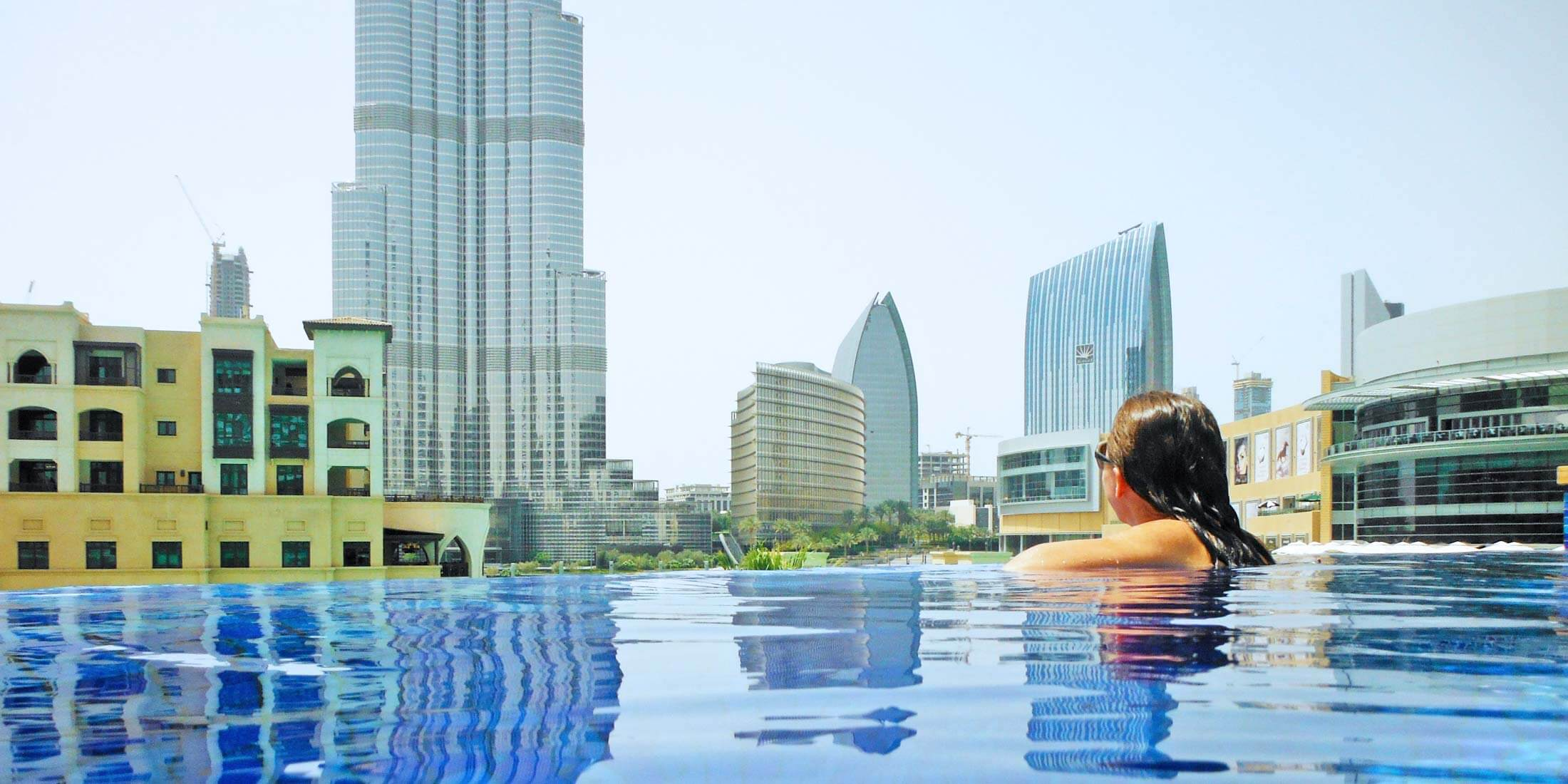 Serviced Holiday Apartments in Downtown Dubai
