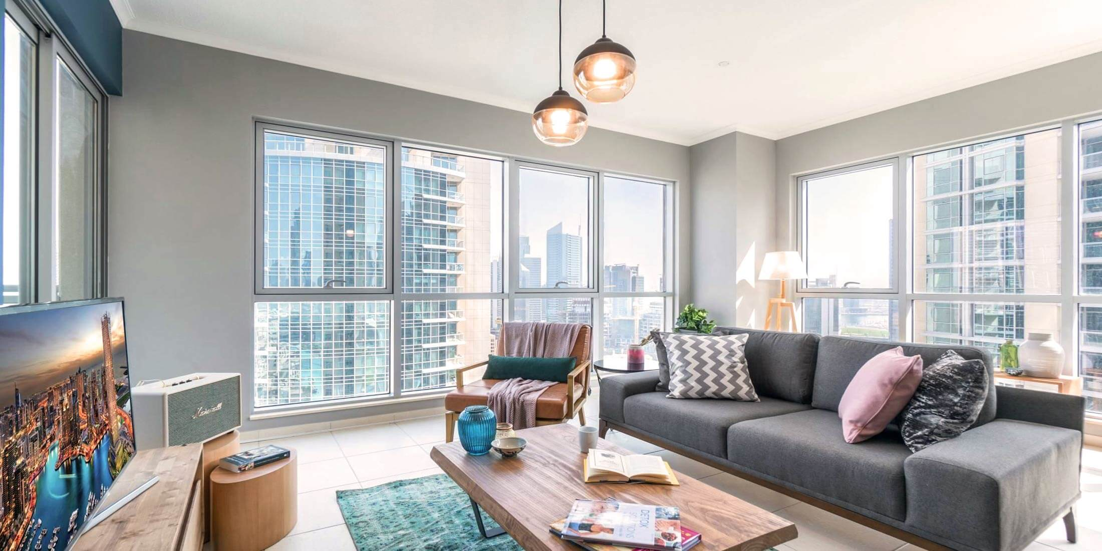 Serviced Monthly Apartments in Downtown Dubai