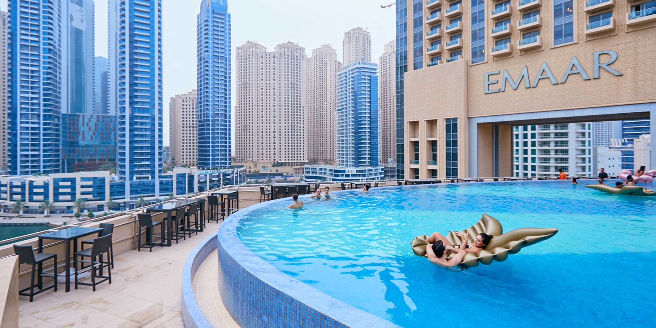 Serviced Monthly Apartments in Dubai Marina