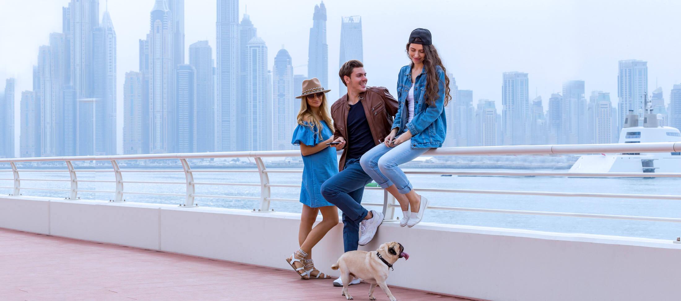 Vacation Homes in Dubai Marina