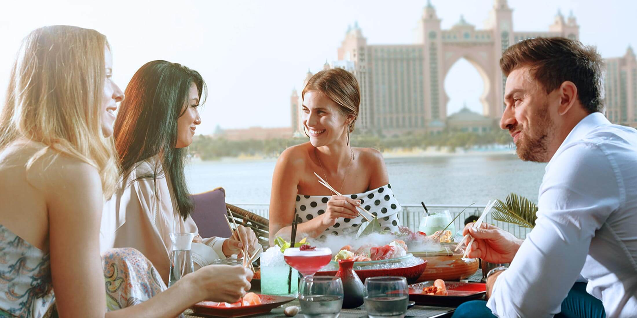 Furnished Apartments in Palm Jumeirah