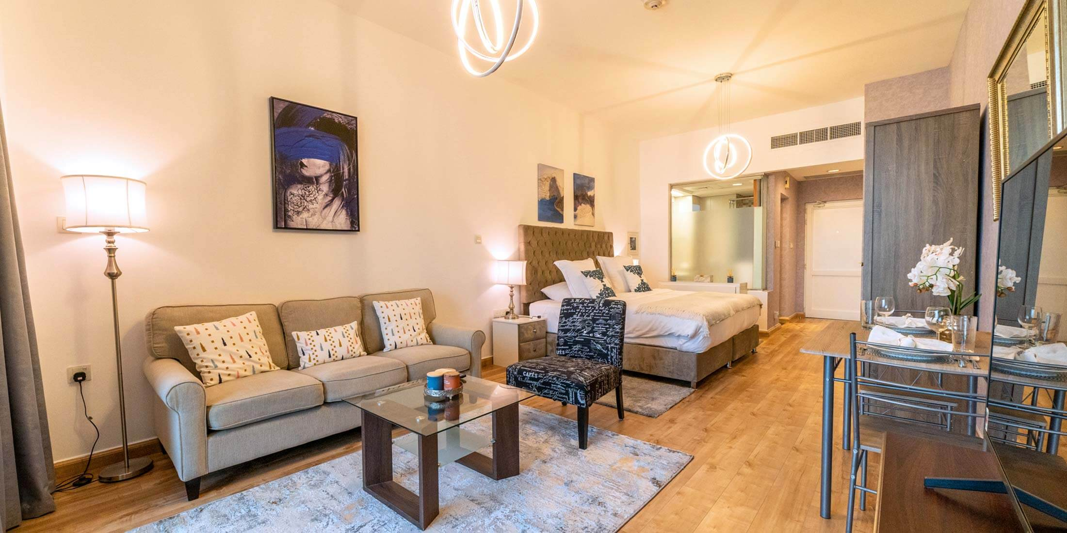 Staycation Homes in Palm Jumeirah